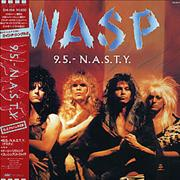 Click here for more info about 'WASP - 9.5.-N.A.S.T.Y.'