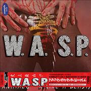 Click here for more info about 'WASP - Animal (F**k Like A Beast) + Sticker'