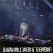 Click here for more info about 'WASP - Chainsaw Charlie + Glasses'