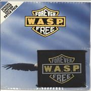 Click here for more info about 'WASP - Forever Free + Patch - Sealed'