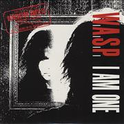 Click here for more info about 'WASP - I Am One'