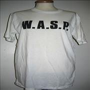 Click here for more info about 'WASP - I F*ck Like A Beast - White - Large'
