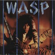 Click here for more info about 'WASP - Inside The Electric Circus - 180 Gram Magenta Vinyl'