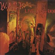 Click here for more info about 'WASP - Live...In The Raw'
