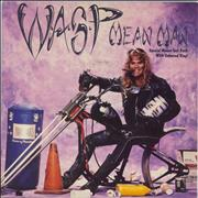 Click here for more info about 'WASP - Mean Man - Purple Vinyl'