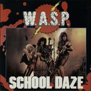Click here for more info about 'WASP - School Daze'