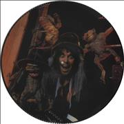 "WASP Scream Until You Like It UK 12"" picture disc"