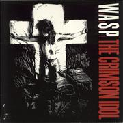 Click here for more info about 'WASP - The Crimson Idol - Black Vinyl - VG'