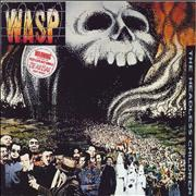 Click here for more info about 'WASP - The Headless Children - Hype Stickered'