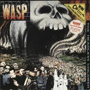 Click here for more info about 'WASP - The Headless Children - Stickered Sleeve'