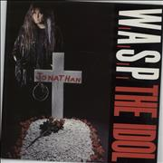 Click here for more info about 'WASP - The Idol - Crimson Vinyl + Outer sleeve'