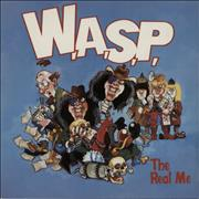 Click here for more info about 'WASP - The Real Me'