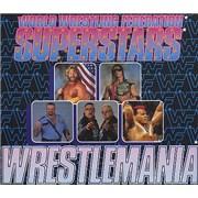 WWF Superstars Wrestlemania UK CD single