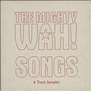 Click here for more info about 'Wah! - Songs - 6 Track Sampler'