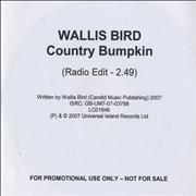 Click here for more info about 'Wallis Bird - Country Bumpkin'