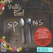 Click here for more info about 'Wallis Bird - Spoons - Special Edition'