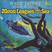 Click here for more info about 'Walt Disney - 20,000 Leagues Under The Sea - Sealed'