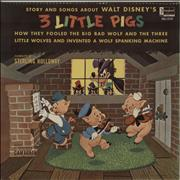 Click here for more info about 'Walt Disney - 3 Little Pigs'