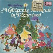 Click here for more info about 'Walt Disney - A Christmas Adventure In Disneyland - Sealed'