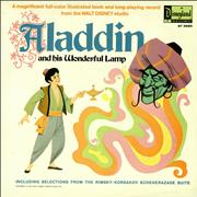 Click here for more info about 'Walt Disney - Aladdin And His Wonderful Lamp'