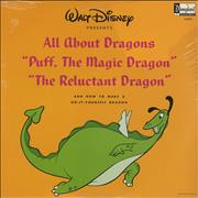 Click here for more info about 'Walt Disney - All About Dragons - Sealed'