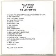 Click here for more info about 'Walt Disney - Atlantis: The Lost Empire'