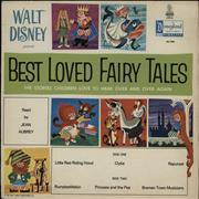 Click here for more info about 'Walt Disney - Best Loved Fairy Tales'