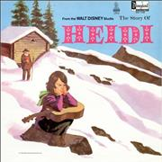 Click here for more info about 'Walt Disney - Heidi'