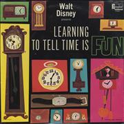 Click here for more info about 'Walt Disney - Learning To Tell Time Is Fun'