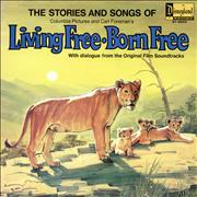 Click here for more info about 'Walt Disney - Living Free, Born Free'
