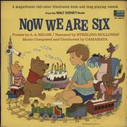 Click here for more info about 'Walt Disney - Now We Are Six'