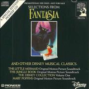 Click here for more info about 'Walt Disney - Selections From Fantasia'