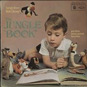 Click here for more info about 'Walt Disney - Songs From Walt Disney's The Jungle Book And Other Disney Animal Favourites'
