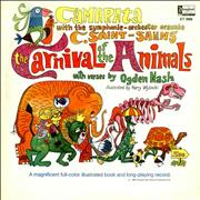 Click here for more info about 'Walt Disney - The Carnival Of The Animals'
