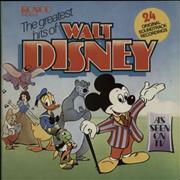 Click here for more info about 'Walt Disney - The Greatest Hits Of Walt Disney'