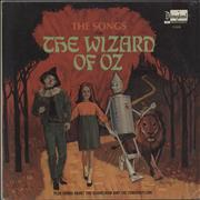 Click here for more info about 'Walt Disney - The Songs From The Wizard Of Oz - Sealed'