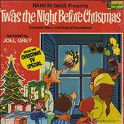 Click here for more info about 'Walt Disney - 'Twas The Night Before The Christmas - Sealed'