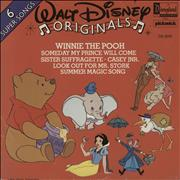 Click here for more info about 'Walt Disney - Walt Disney Originals - 6 Super Songs'