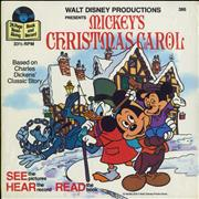 Click here for more info about 'Walt Disney - Walt Disney Productions Presents Mickey's Christmas Carol - Sealed'