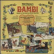 Click here for more info about 'Walt Disney - Walt Disney's Bambi'