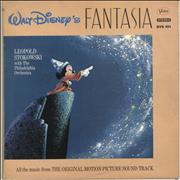 Click here for more info about 'Walt Disney - Walt Disney's Fantasia - Peach Bordered Sleeve'
