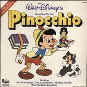 Click here for more info about 'Walt Disney - Walt Disney's Pinocchio'
