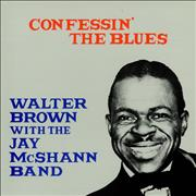 Click here for more info about 'Walter Brown - Confessin' The Blues'