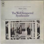 Click here for more info about 'Walter Carlos - The Well-Tempered Synthesizer'
