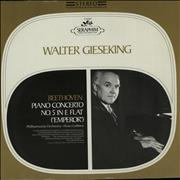 Click here for more info about 'Walter Gieseking - Beethoven: Piano Concerto No. 5 in E Flat 'Emperor''