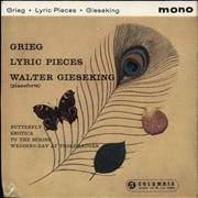 Click here for more info about 'Walter Gieseking - Grieg: Lyric Pieces'