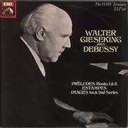 Click here for more info about 'Walter Gieseking - Walter Gieseking Plays Debussy'