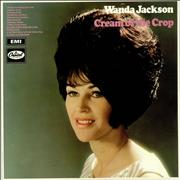 Click here for more info about 'Wanda Jackson - Cream Of The Crop'