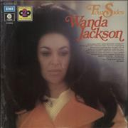 Click here for more info about 'Wanda Jackson - Four Sides Of Wanda Jackson'