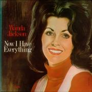 Click here for more info about 'Wanda Jackson - Now I Have Everything'